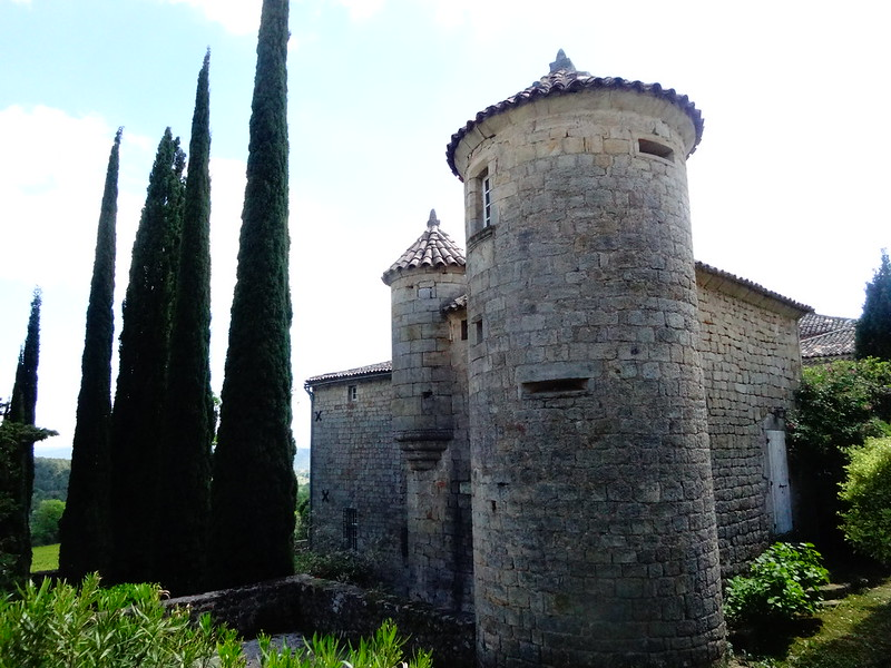 Private Chateau, Chassiers