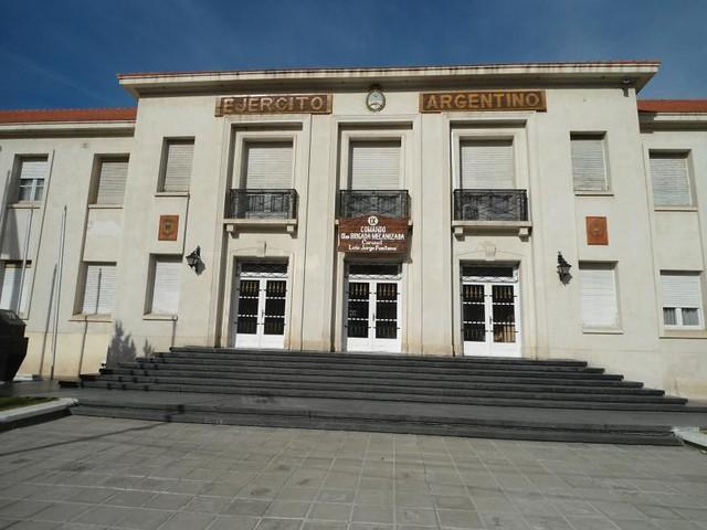 Edificio del Ejército Argentino