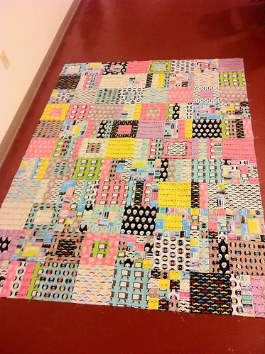 Geeky quilt