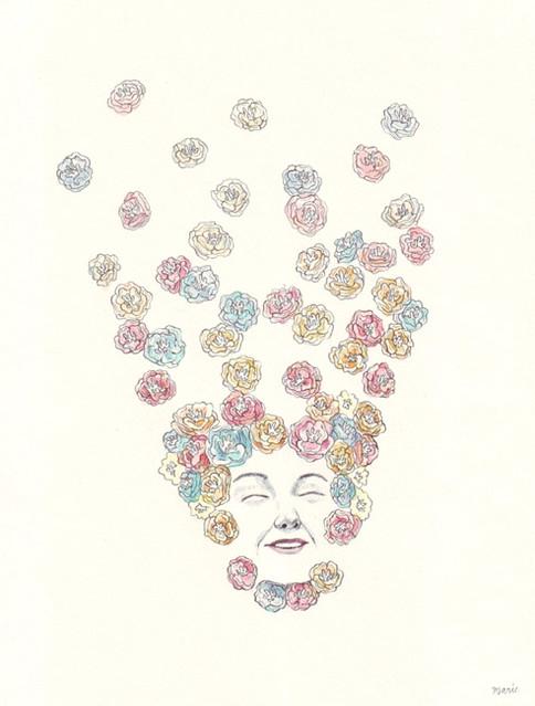 ikebana bonnet