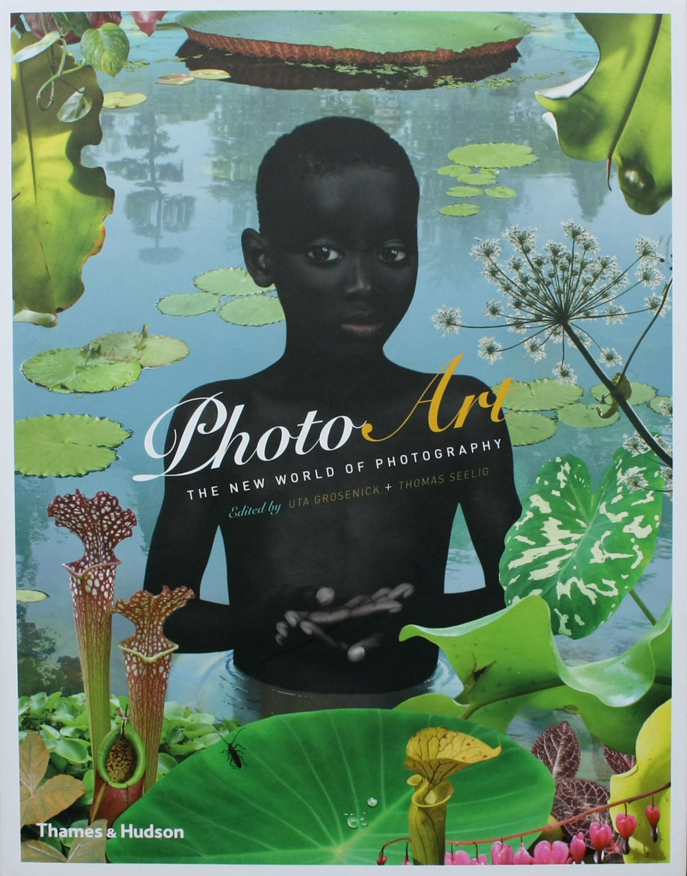 Cover for Photo Art: The New World of Photography.