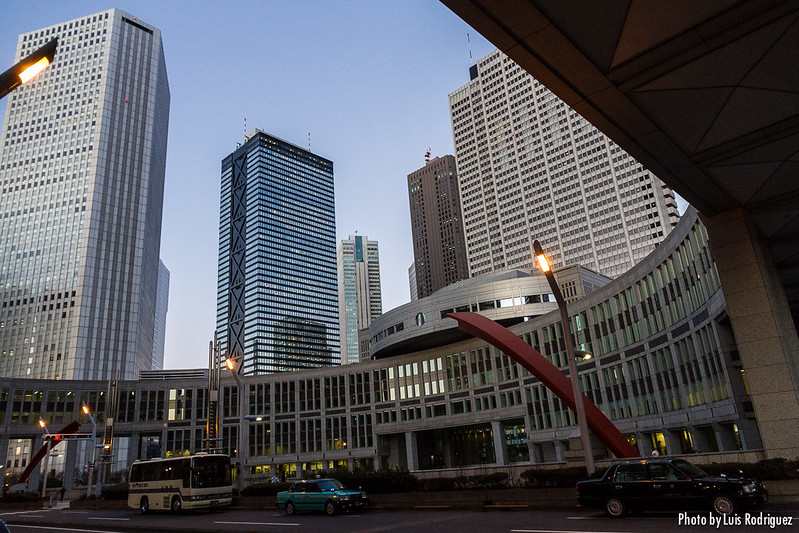 Gobierno Metropolitano de Tokio-41