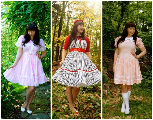 vintage dresses 2