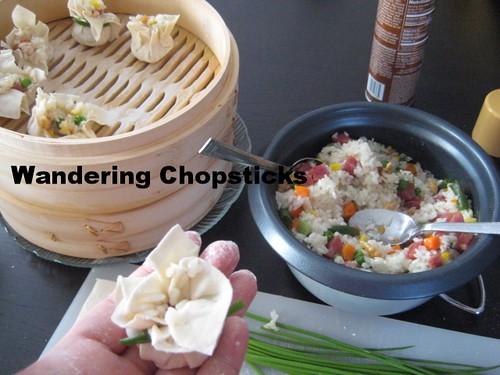 Shanghai-style Sticky Rice Siu Mai 7