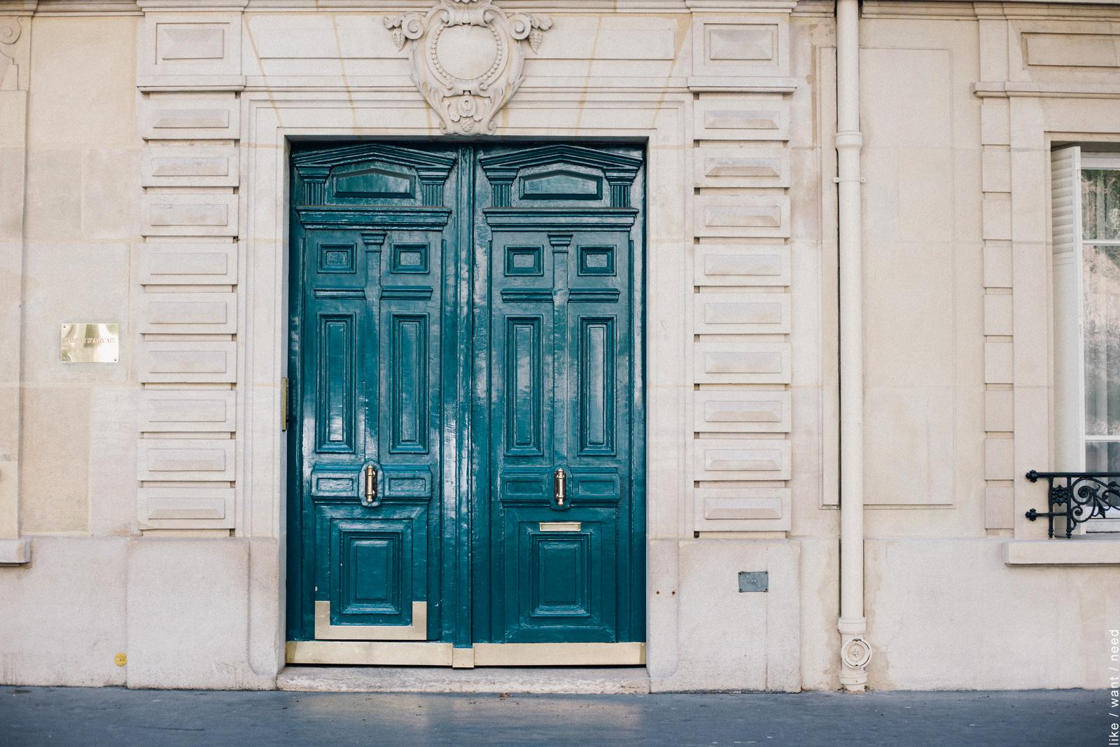 Rue des Courcelles