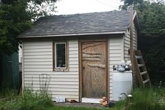 building, garden buildings, hut, shack, property, cottage, house, siding, real estate, facade, shed, home,