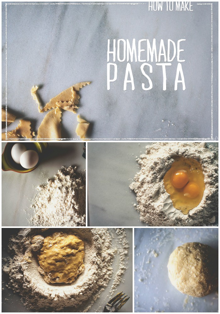 How to make Homemade Pasta | PasstheSushi.com