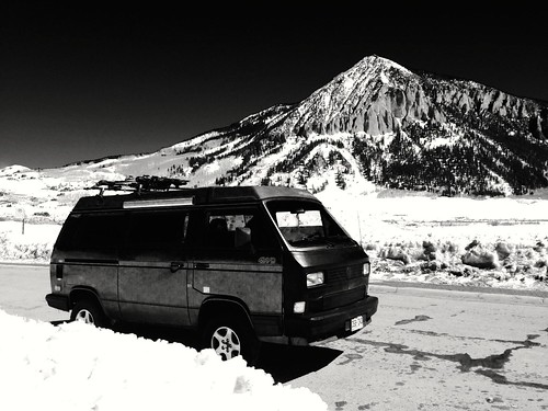 The Syncro at Crested Butte