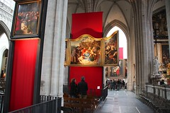 Antwerp Cathedral Art