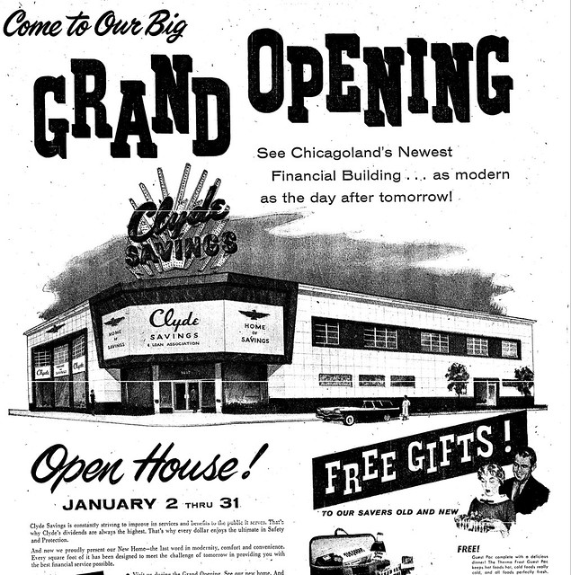 clyde-bank-cicero-cermak-road-grand-opening-1959
