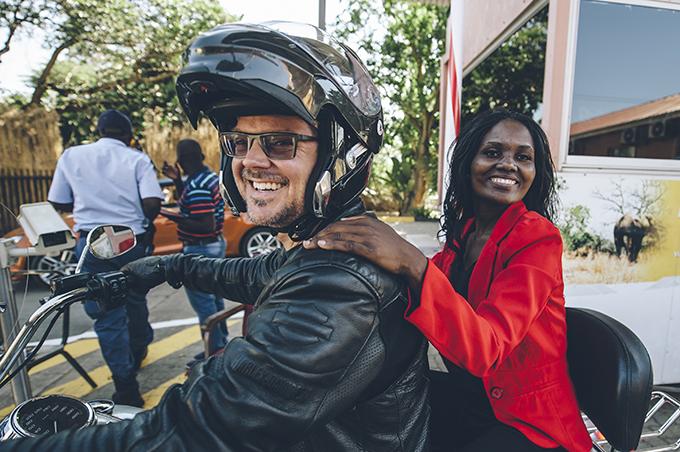 Harley Davidson Desmond Louw South Africa 0200