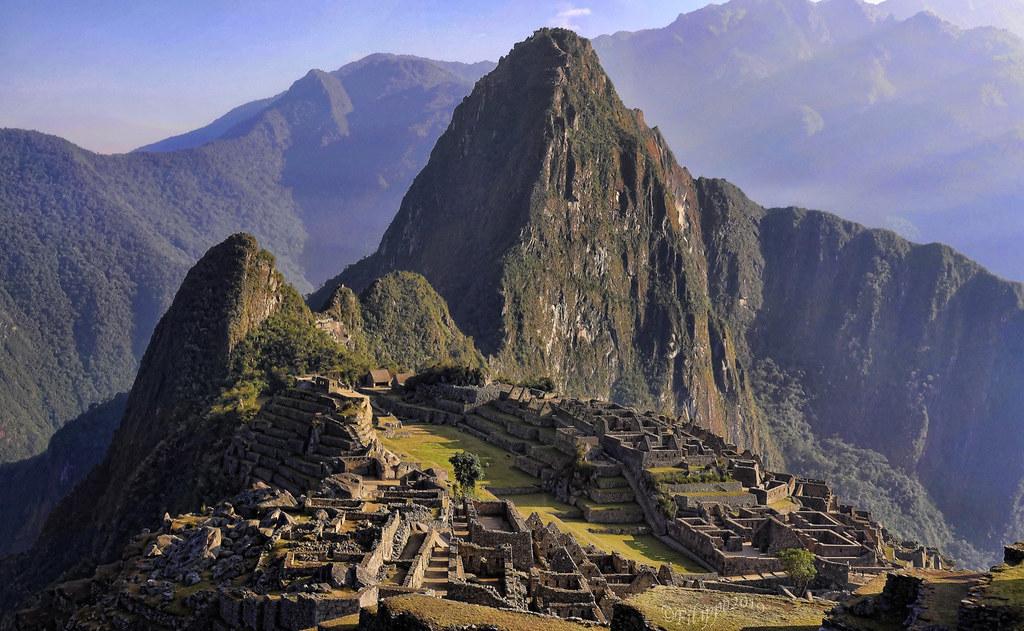 Machu Picchu (3000k views on my stream!)