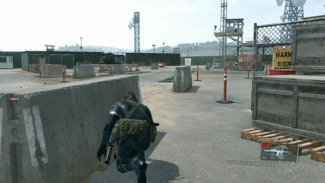Metal Gear Solid V : Ground Zeroes - Screenshot 4