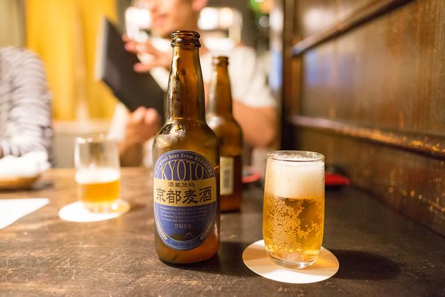 まんざら亭 京都麦酒/Kyoto Beer