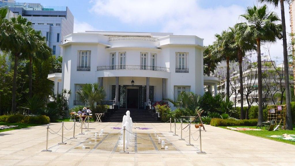 Villa Des Arts Casablanca Villa Des Arts Par Peter