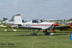G-RVIX VAN'S RV-9 PFA 320-13779 PRIVATE - Sywell - 20130601 - Alan Gray - IMG_9283