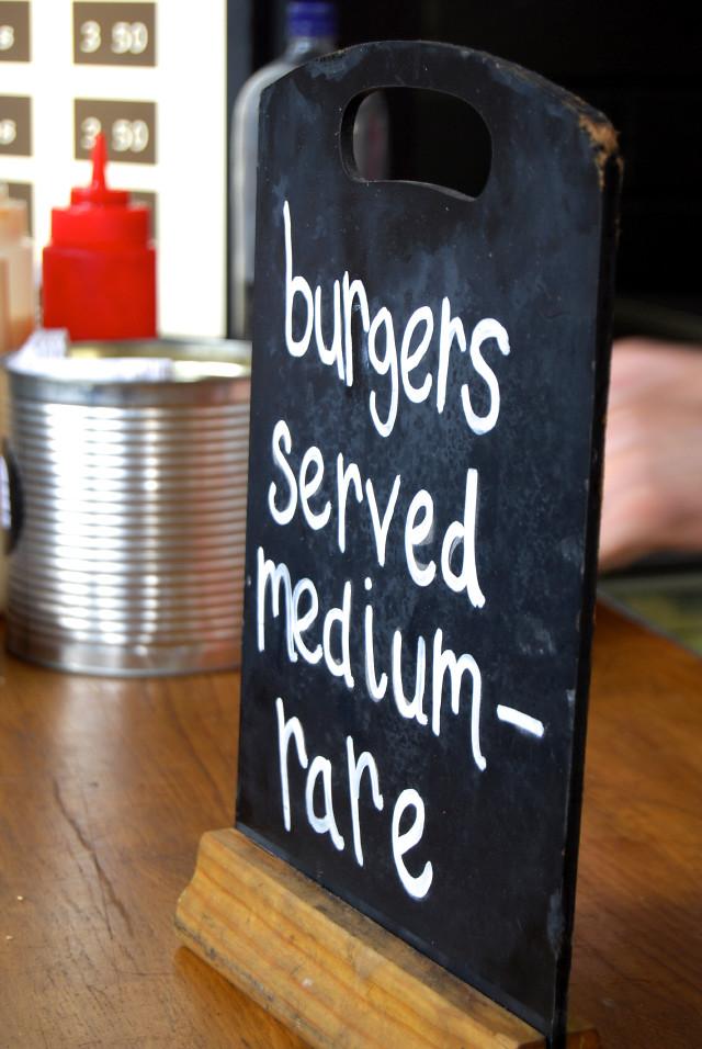 Bleeker St. Burger Street Feast London 4