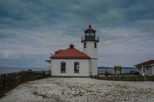 Alki Lighthouse West Seattle