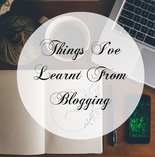 things_learnt_from_blogging