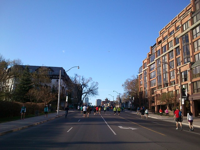 Yonge Street early morning