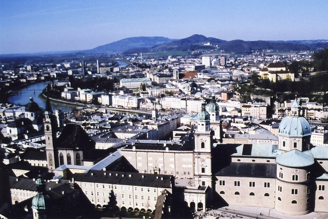 Salzburg © Creative Commons