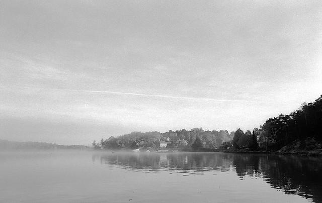 Morning mist, Pikisaari
