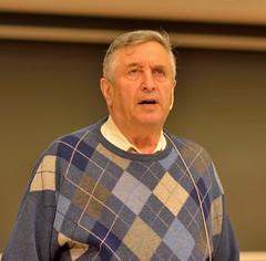 The Abel Prize 2014: Yakov G. Sinai