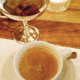 Espresso @ Victoria-Jungfrau