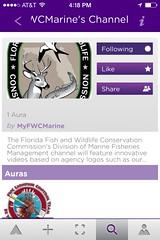 Follow MyFWCmarine Screen 2