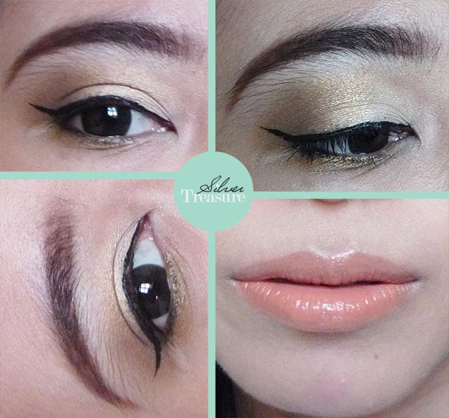 Tutorial Makeup Mata Korea   Saubhaya Makeup