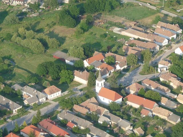 Héregi református templom, parókia és közösségi ház