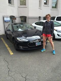Tesla and moi