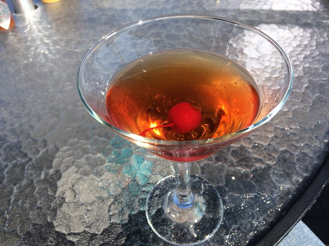 Manhattan cocktail - Anthony's HomePort