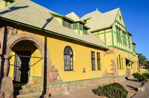 Swakopmund prison