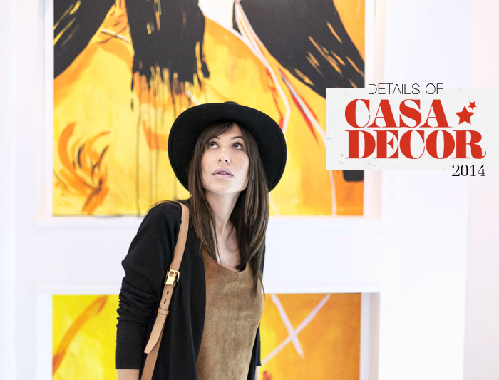 barbara crespo casa decor madrid 2014 deco details fashion blogger blog de moda
