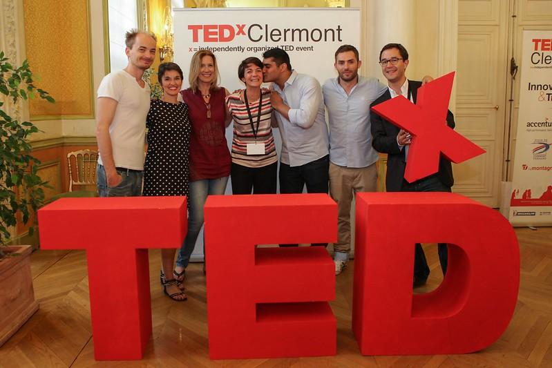 Les Speakers de TEDxClermont 2014