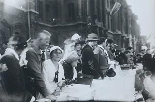 Tribune on Uritsky Square, Petrograd [17th July 1920]