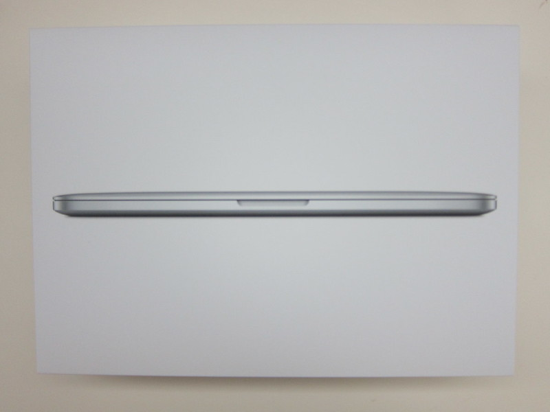 Apple MacBook Pro Retina (Late 2013) - Box Front