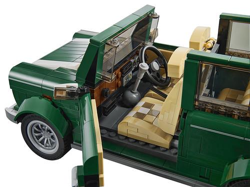 LEGO 10242 MINI Cooper 06