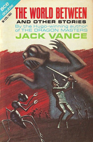 Jack Vance - The World Between and other stories (Ace M-125, 1965)