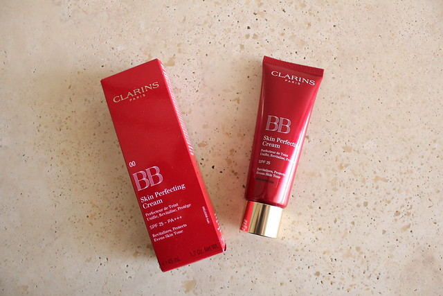 review of Clarins BB Skin Perfecting Cream