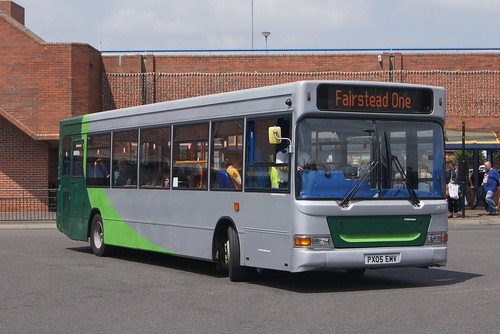 Stagecoach Norfolk Green 34700 PX05 EMV
