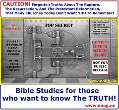 Unlocking The Secrets of the Church