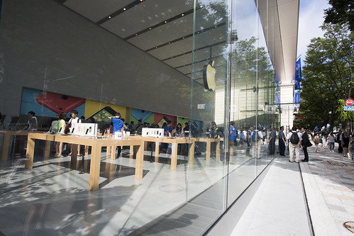 Apple Store Omotesando_10