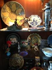 Souvenirs de voyage. Salon bleu du Champayeur.