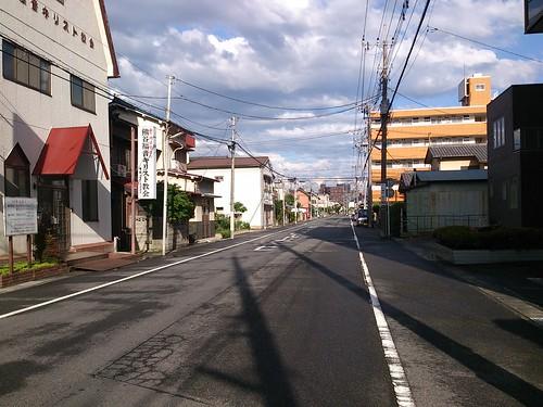 熊谷市旧赤線地域(乙女町)