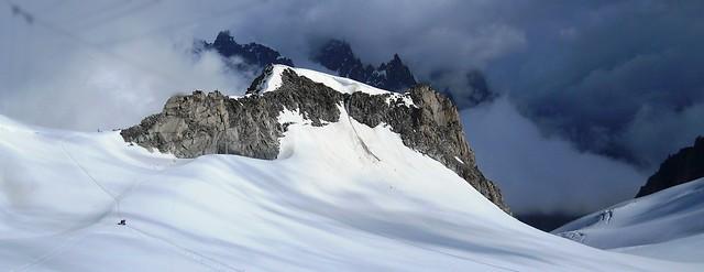 Petit Flambeu (3440m)