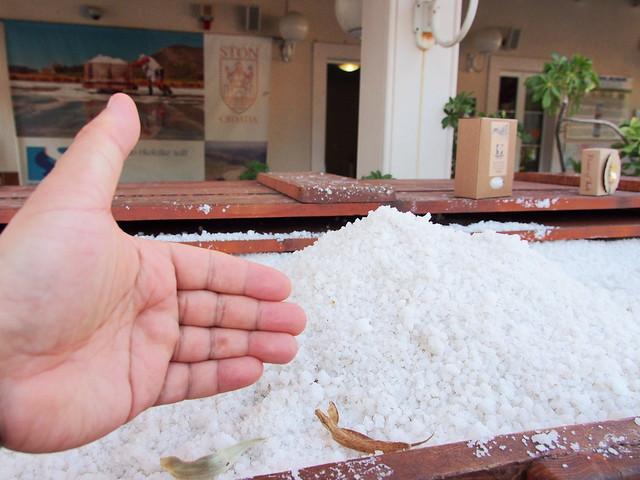 STON的天然鹽
