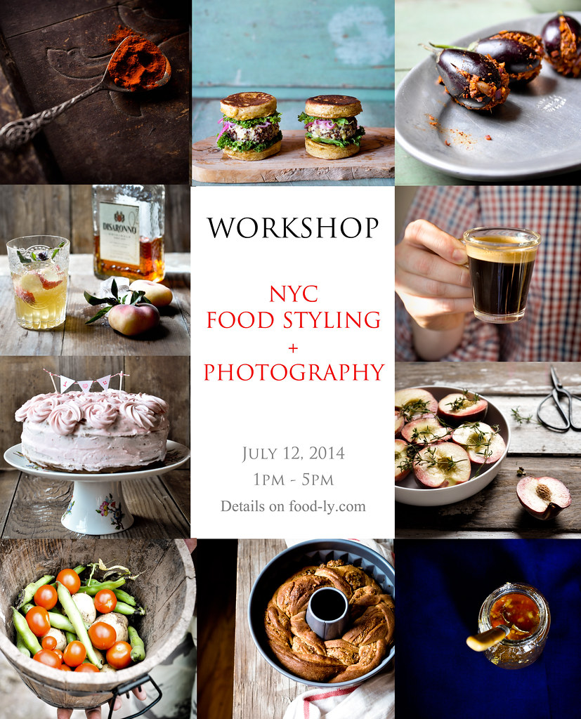 July NYC Workshop Announcement
