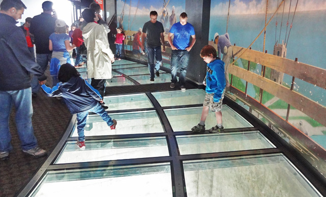 The 10 Quirkiest Sights at Torontos CN Tower - Quirky